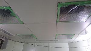 A眼科様手術室天井